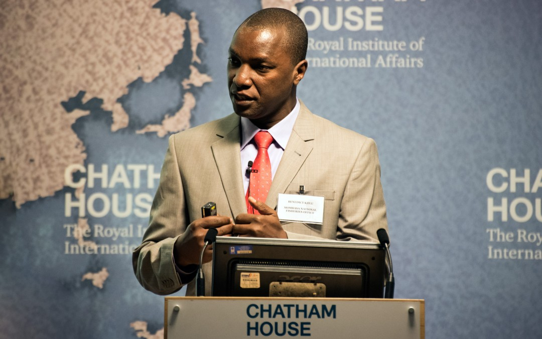 9th International Forum on Illegal, Unreported and Unregulated (IUU) Fishing at Chatham House
