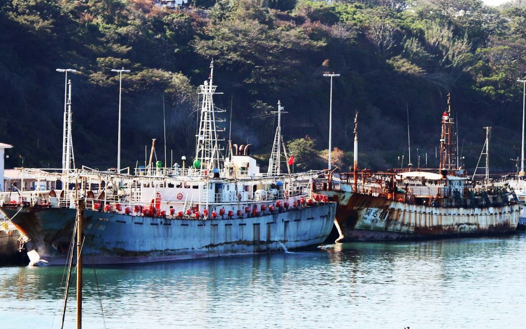 Joint South African operation nets three suspicious fishing vessels