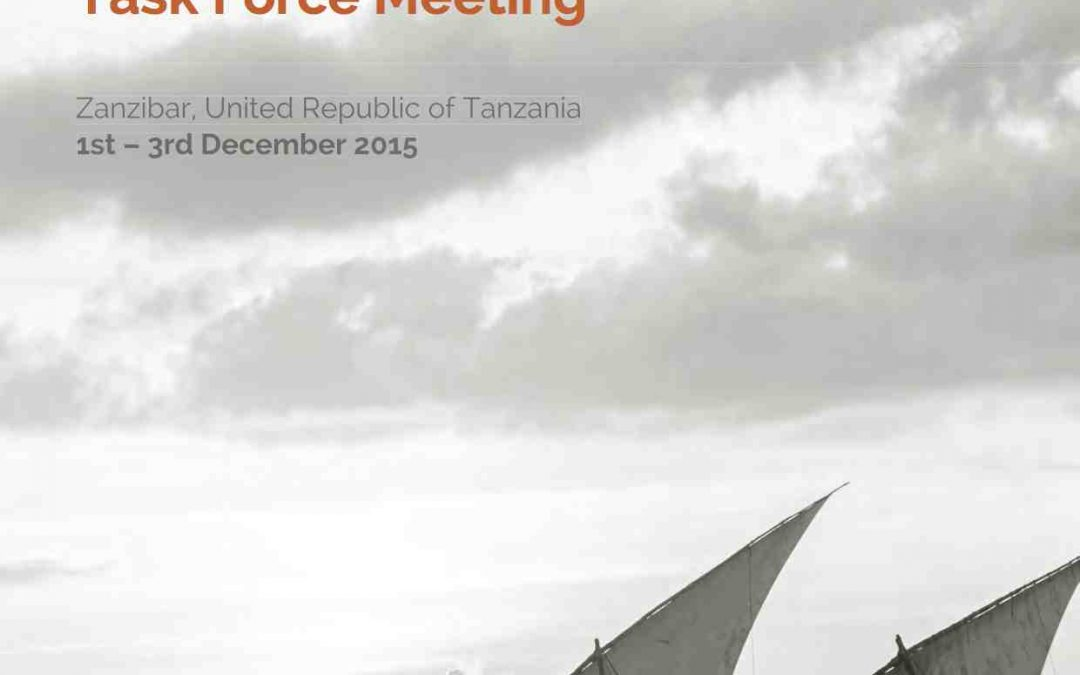 Record of the 4th FISH-i Africa Task Force Meeting