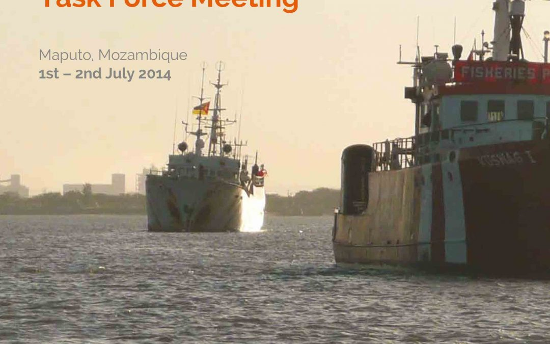 Record of the 1st FISH-i Africa Task Force Meeting