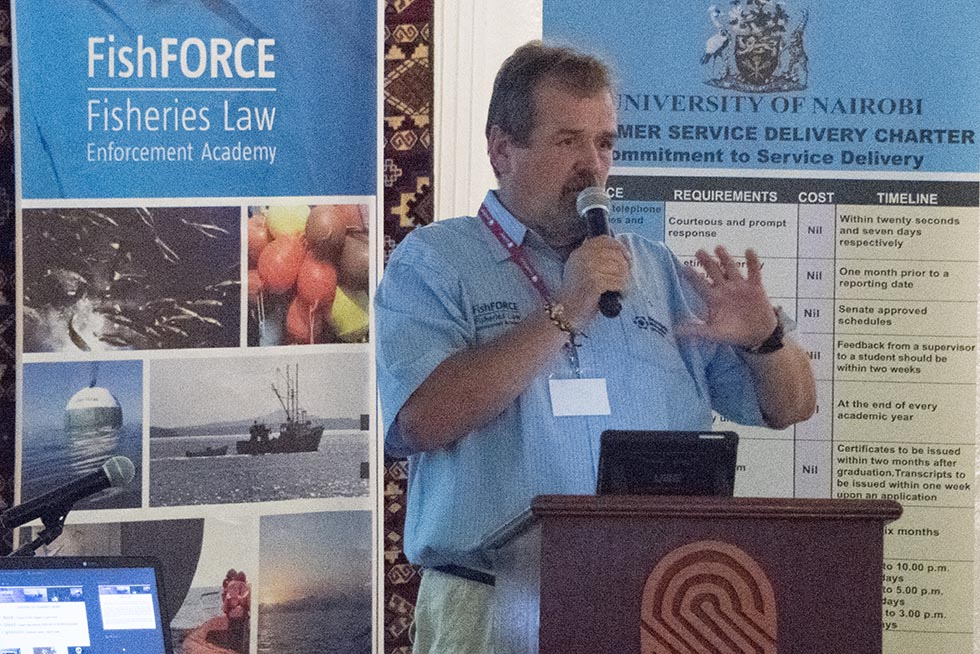 FishFORCE collaborate to create Fisheries Crime Law Enforcement Academy in Kenya