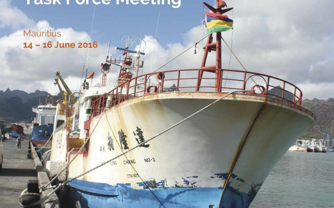 Record of the 5th FISH-i Africa Task Force meeting