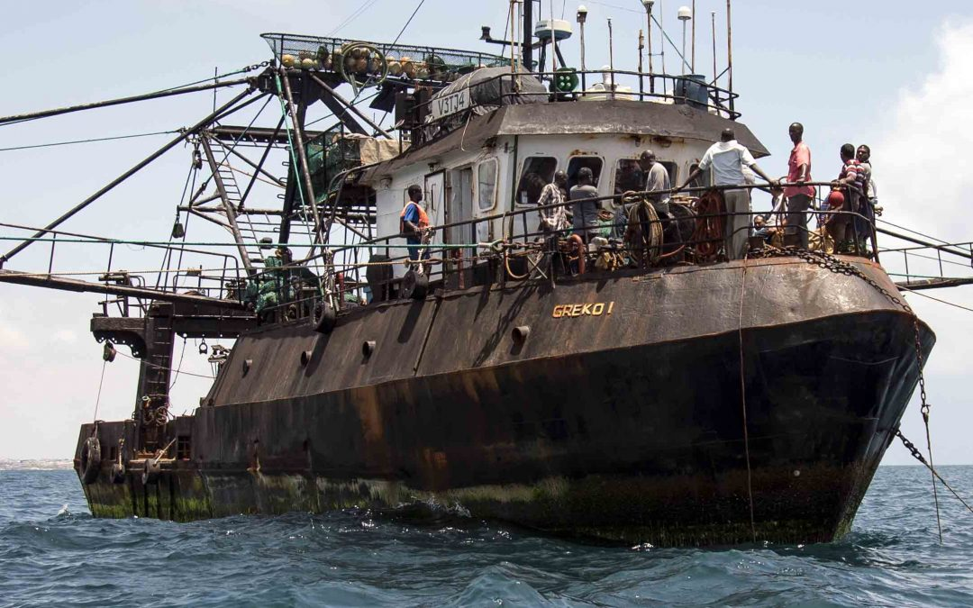 Suspected scrappage scam may have netted vessel owner 1.359 million euros