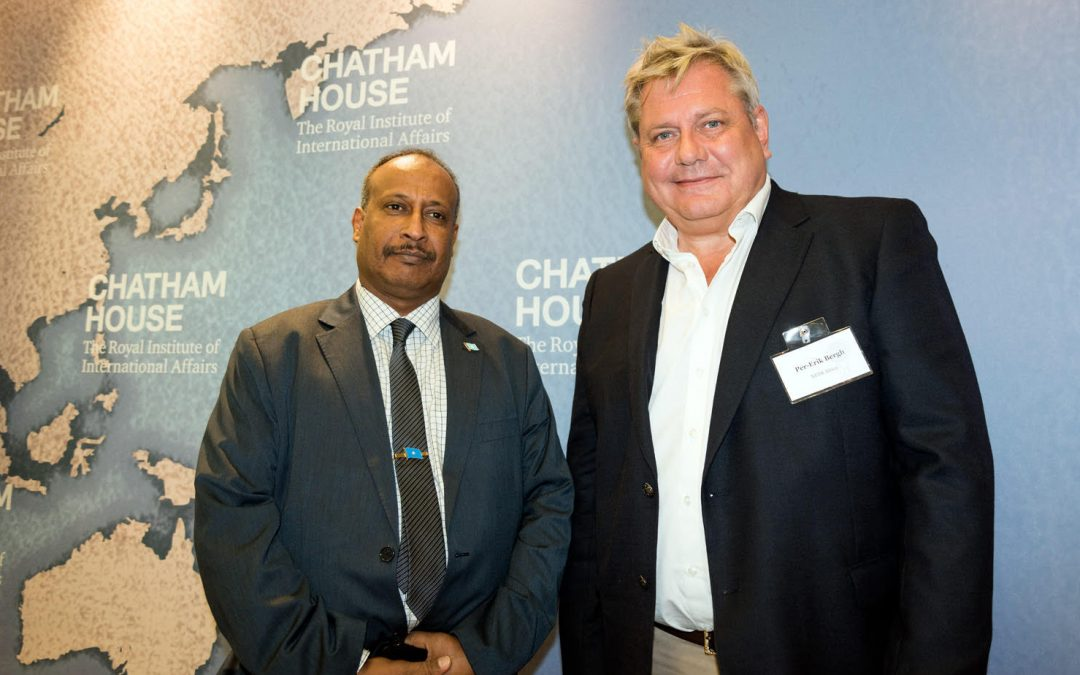 10th International Forum on Illegal, Unreported and Unregulated Fishing, Chatham House