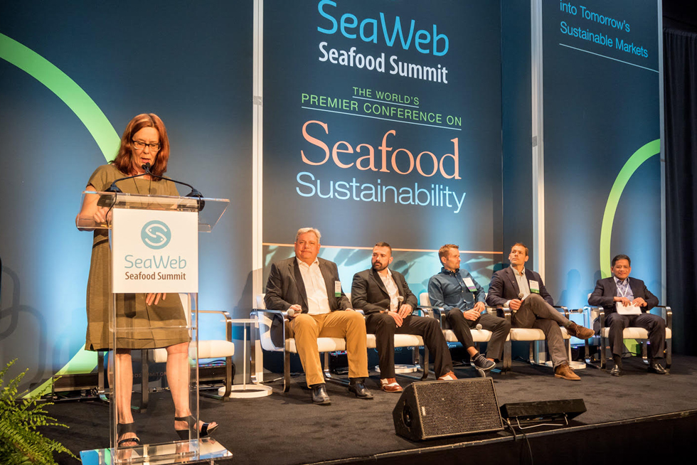 Traceability and social issues dominate at SeaWeb Seafood Summit 2017