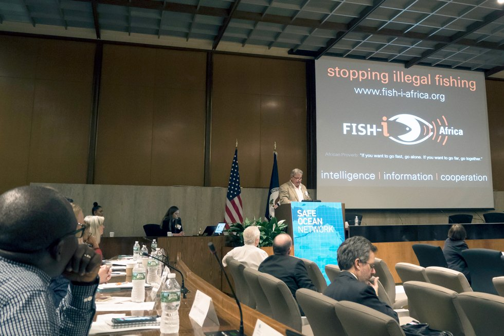 FISH-i Africa participate in The Safe Ocean Network meeting