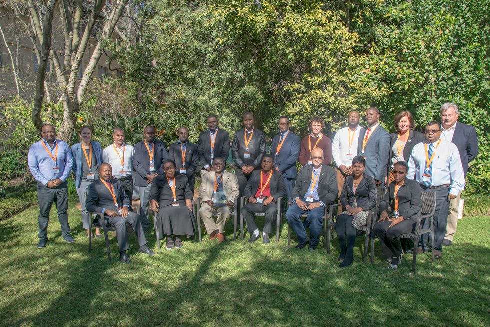 Sixth FISH-i Africa Task Force meeting