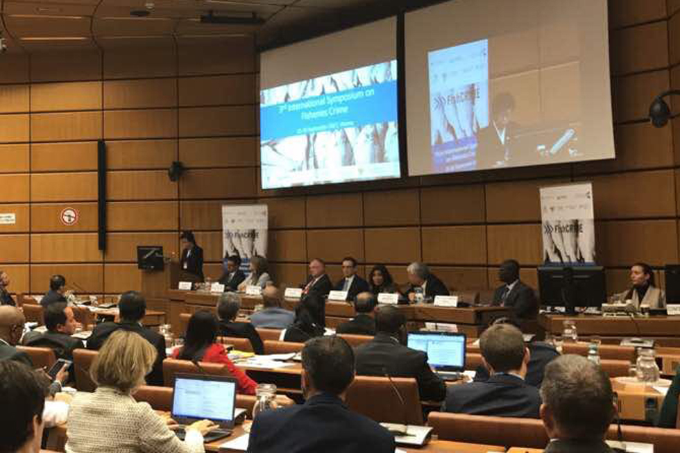 FishCRIME 2017 highlights need for action to deal with crime in the fisheries sector