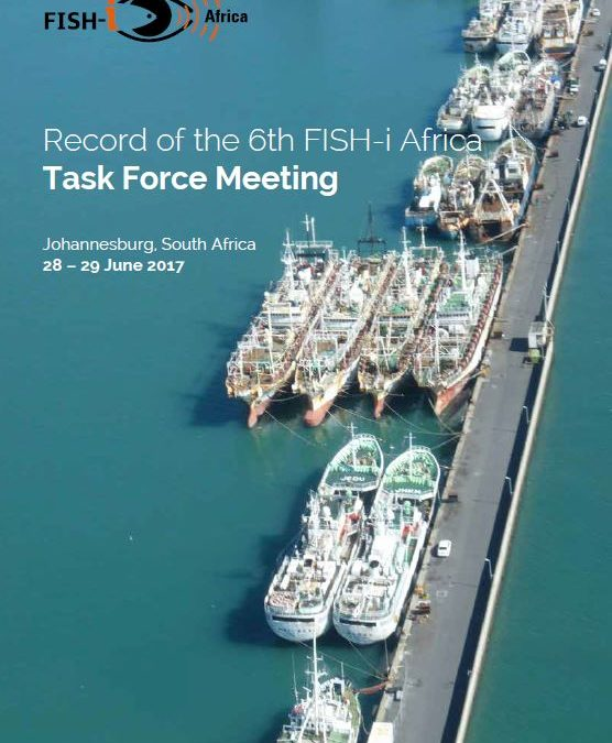 Record of the 6th FISH-i Africa Task Force meeting