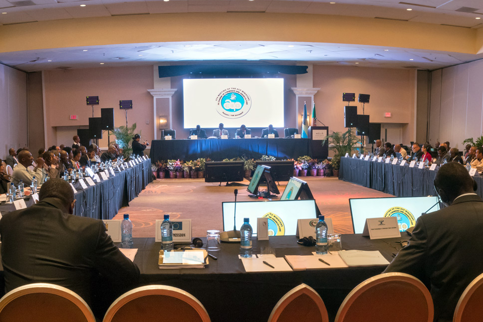 FISH-i model of cooperation presented at ACP meeting