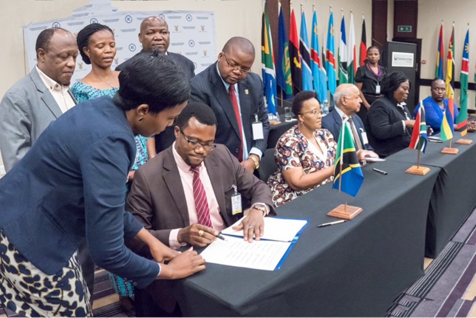 SADC Ministers responsible for fisheries demonstrate commitment towards the fight against IUU fishing and moved to expand the role of FISH-i Africa in the region