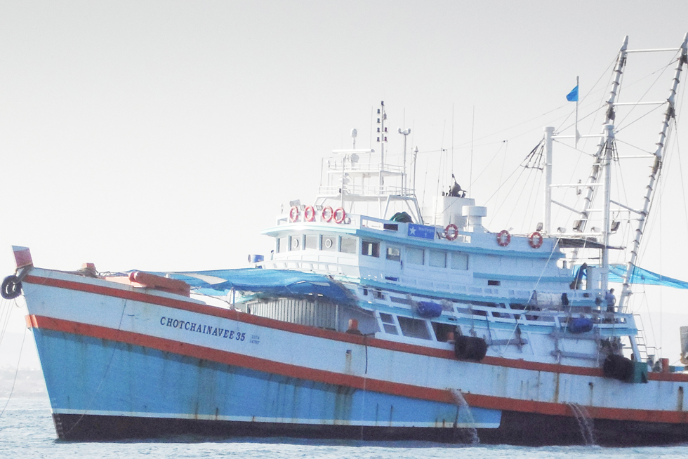 22 Thai crewmembers await repatriation from Thai-owned 'Somali Seven' fishing vessels
