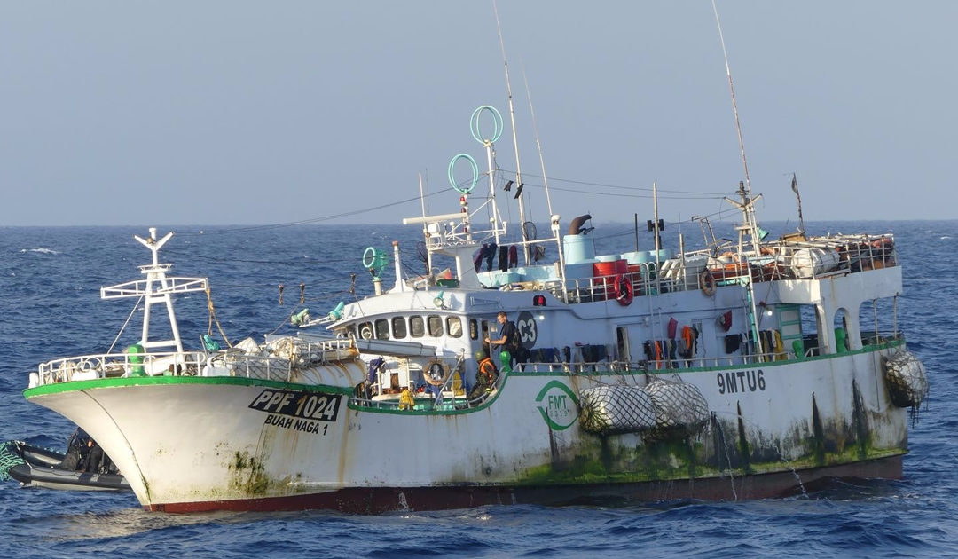 Tanzanian authorities crack down on illegal fishing operations