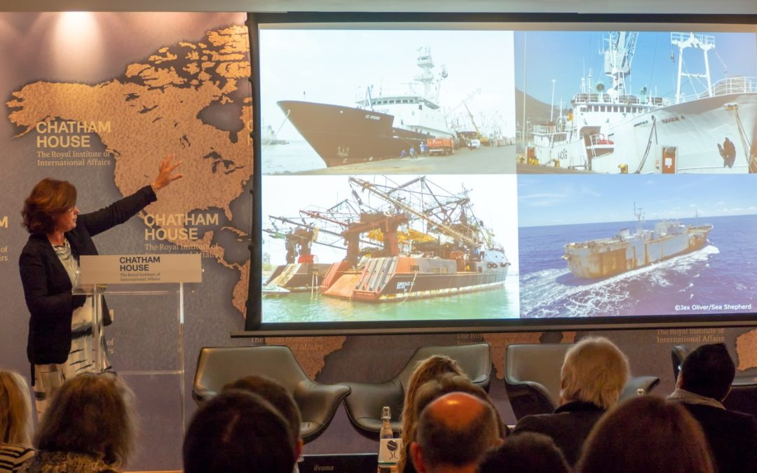 FISH-i in focus at Chatham House IUU Forum