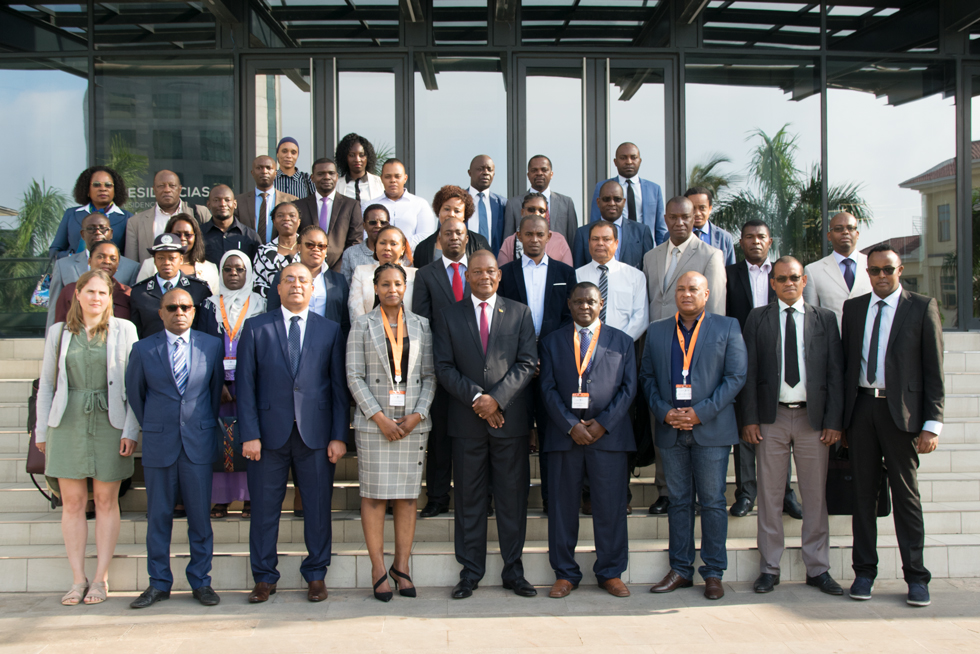 FISH-i Africa meet to develop a unified response to illegal fishing in the Western Indian Ocean