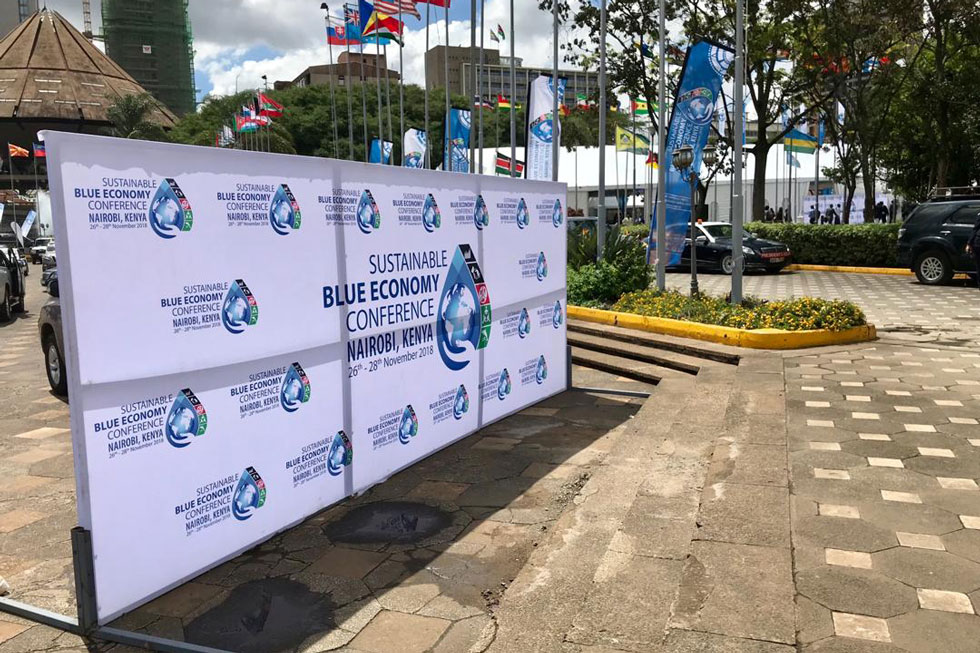 Kenya hosts Sustainable Blue Economy Conference