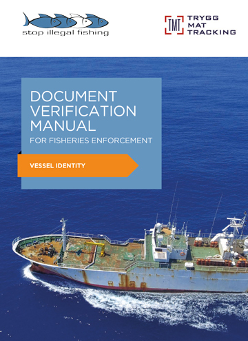 Document Verification Manual for Fisheries Enforcement